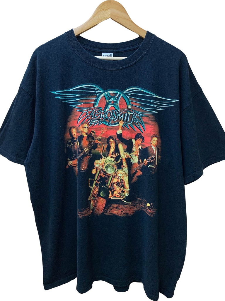 AEROSMITH TOUR BAND TEE
