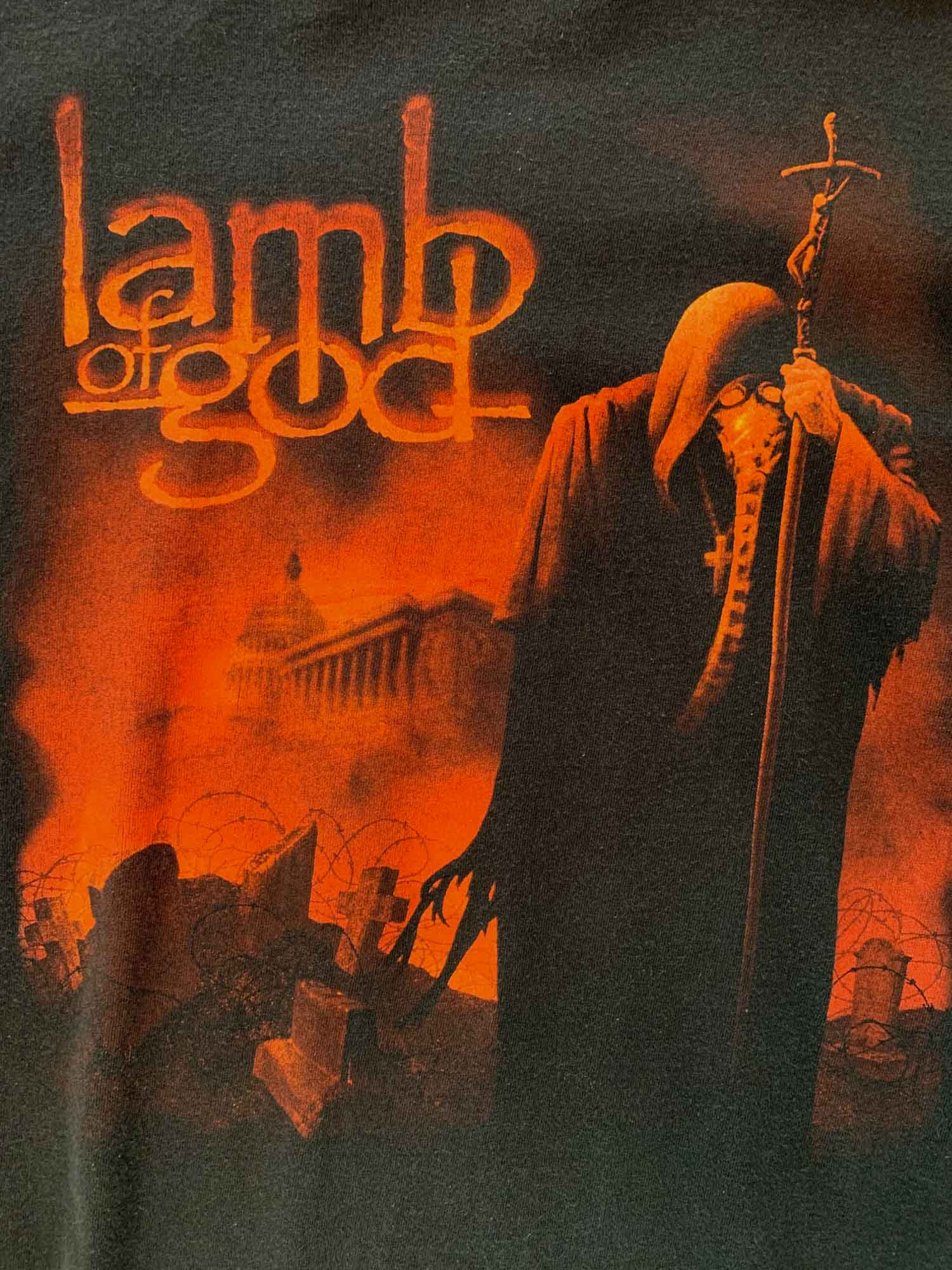 Vintage Lamb Of God