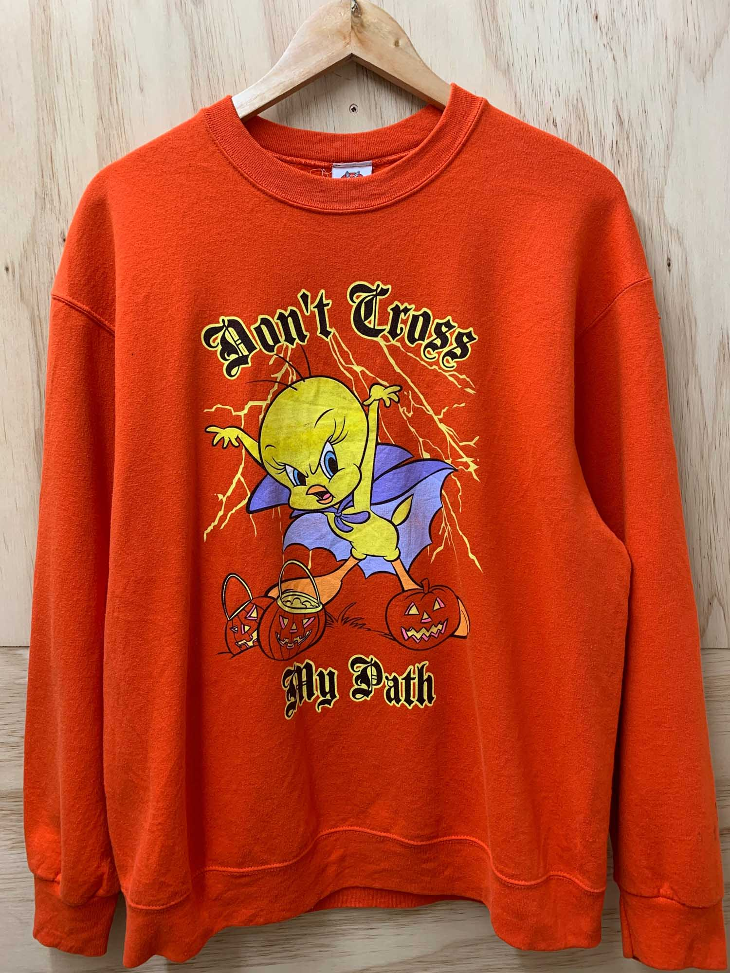 Vintage Tweety Bird Looney Tunes Crewneck