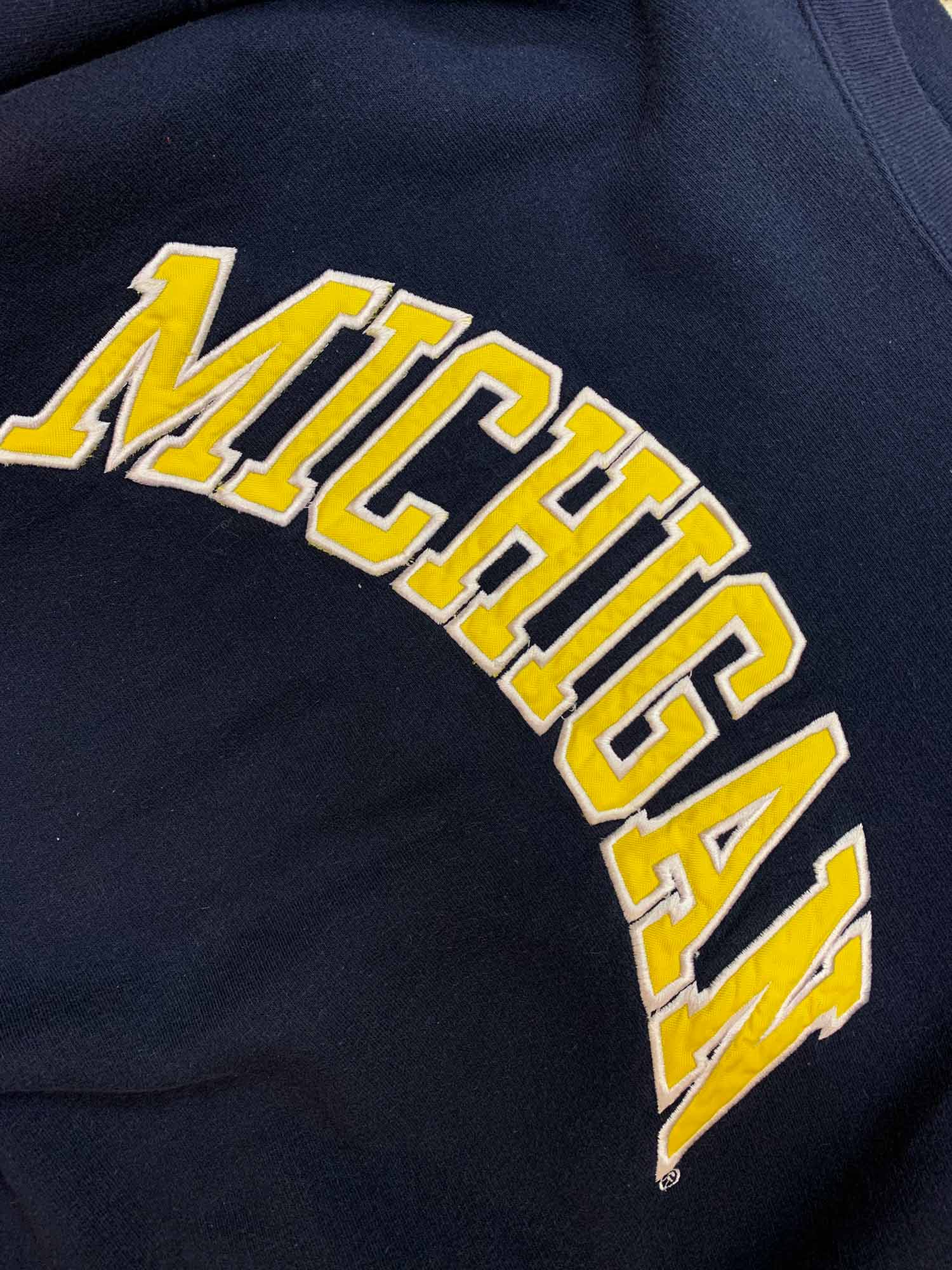 VINTAGE MICHIGAN CREWNECK