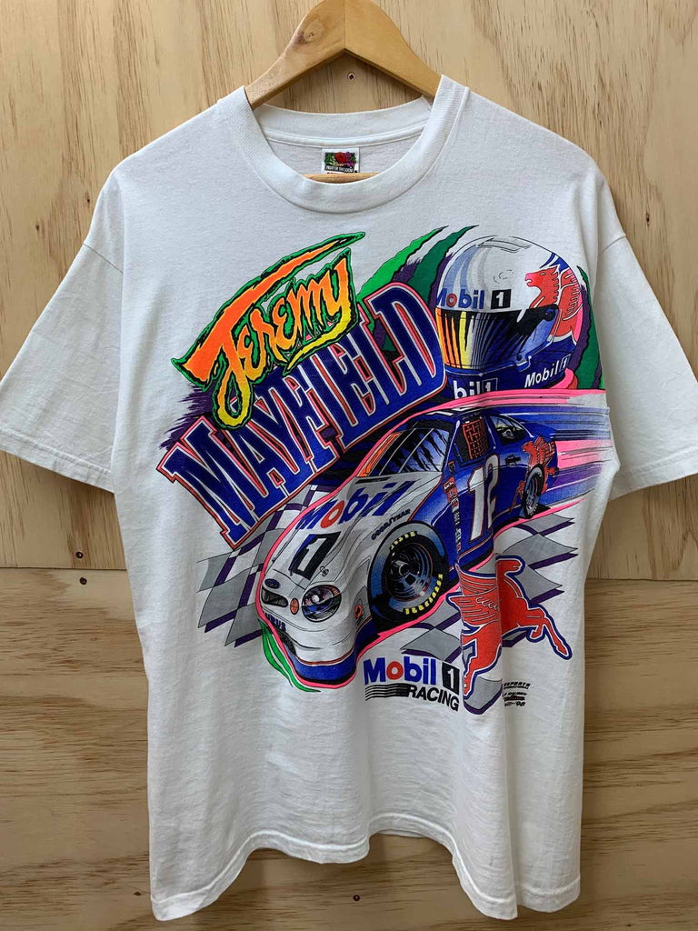 jeremy mayfield RACING TEE