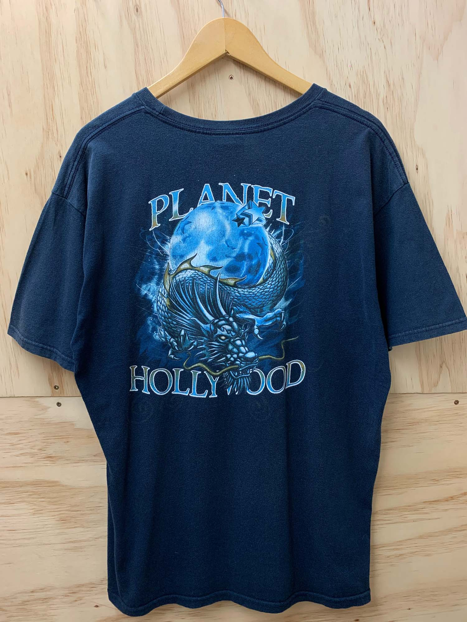 VINTAGE PLANET HOLLYWOOD ORLANDO TEE