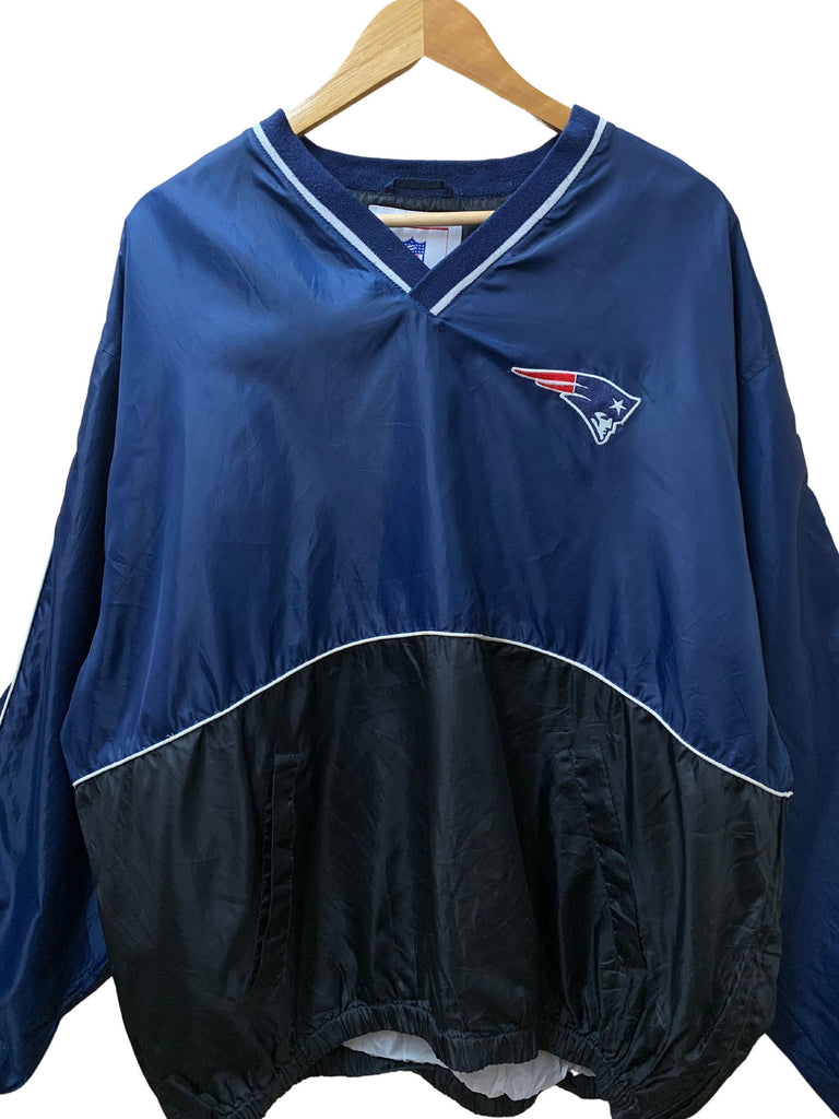 NFL NEW ENGLAND PATRIOTS PULLOVER WINDBREAKER