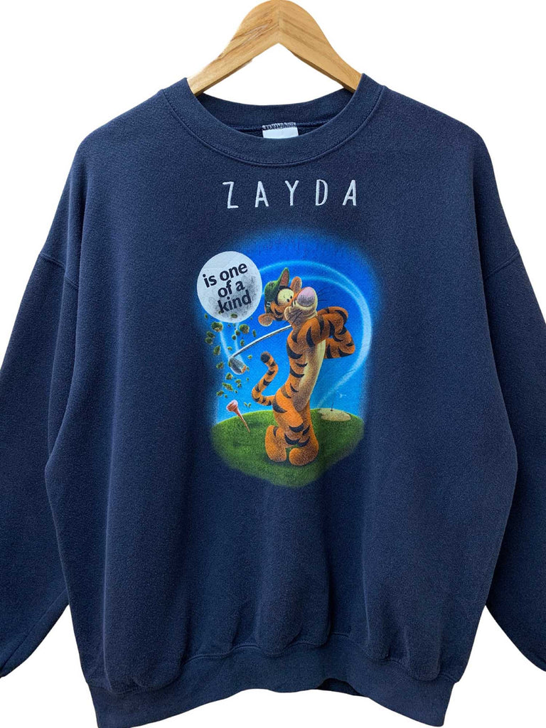 DISNEY TIGER CREWNECK