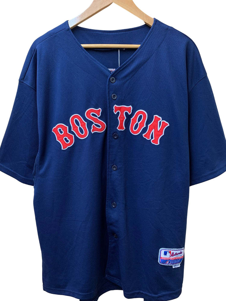 DUSTIN PEDROIA BOSTON RED SOX BASEBALL JERSEY
