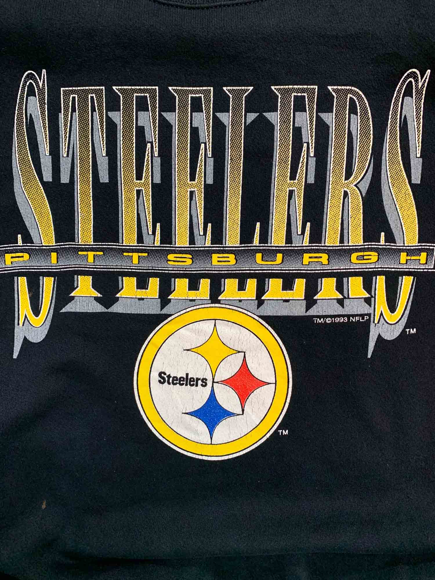 STEELERS CREWNECK