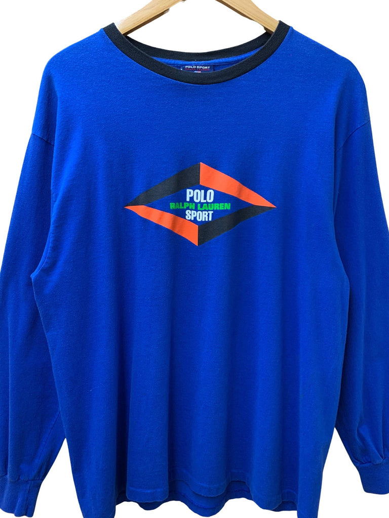 POLO SPORT LONG SLEEVE TOP