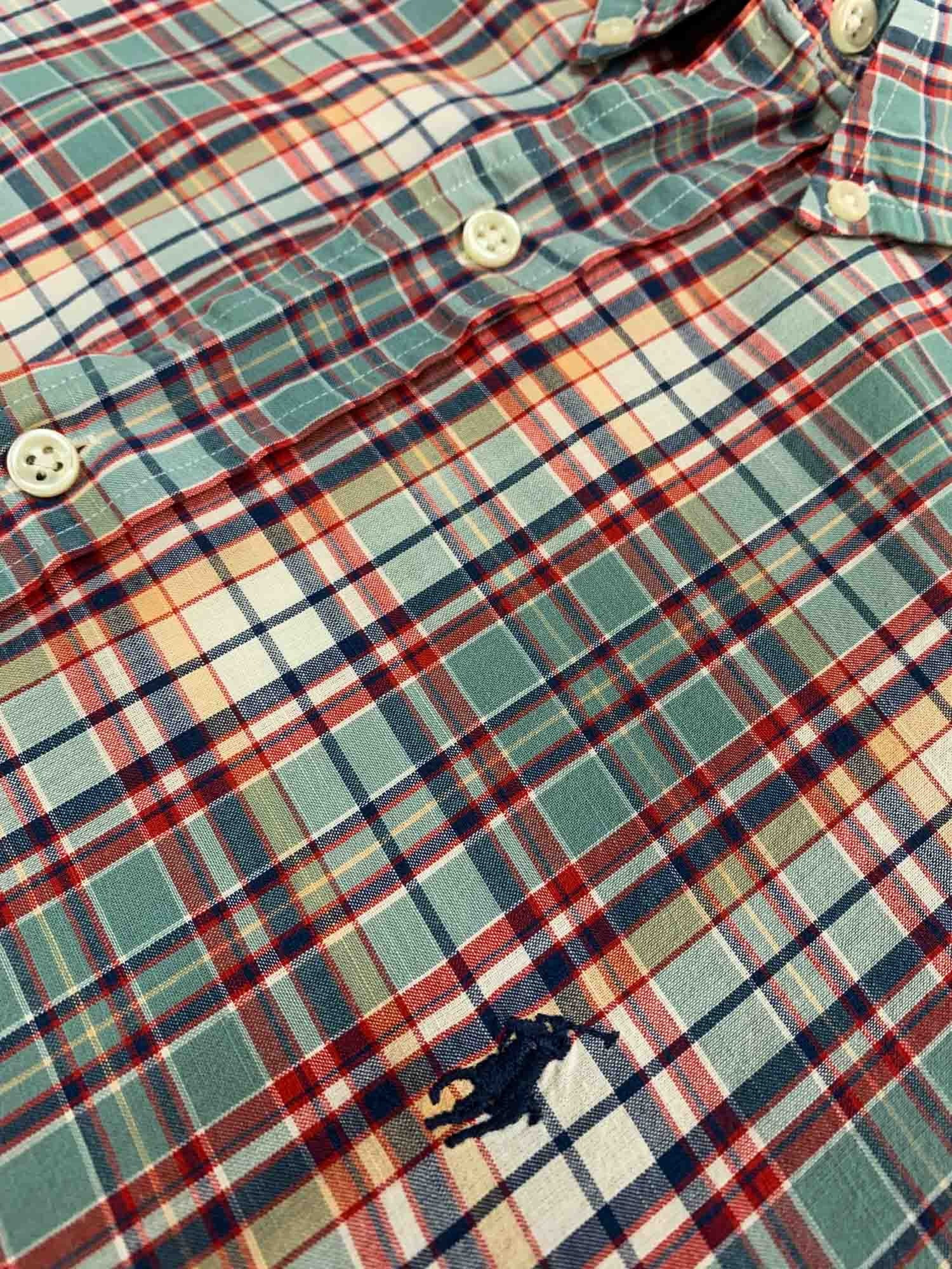 RALPH LAUREN CHECK SHIRT