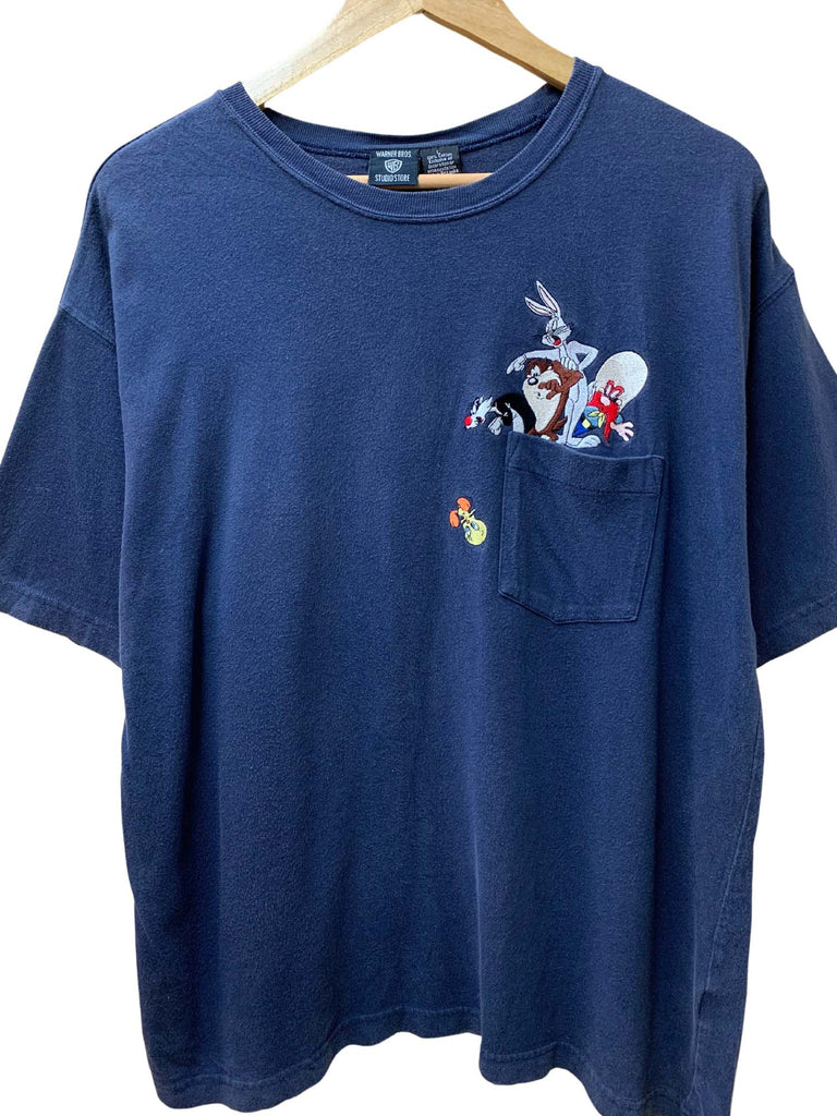 LOONEY TUNES POCKET TEE