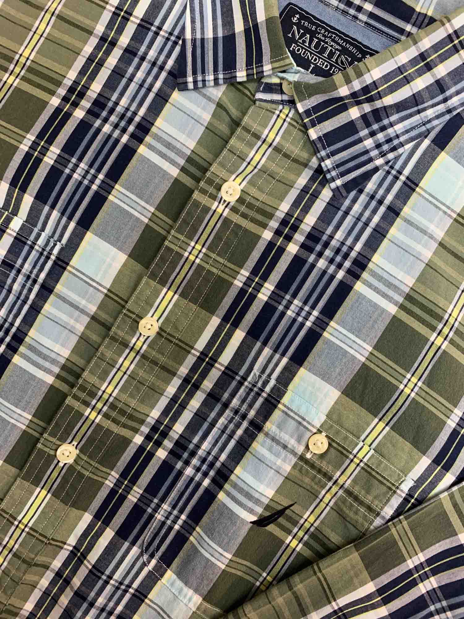 NAUTICA CHECK SHIRT