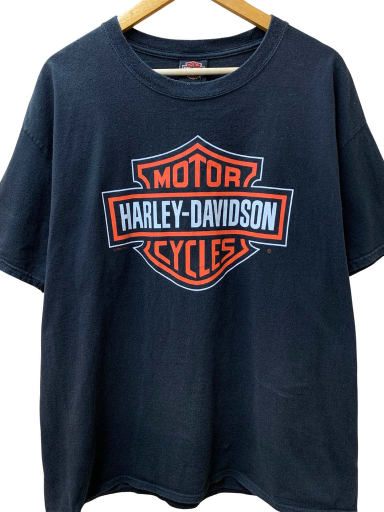 BAR AND SHIELD HARLEY DAVIDSON TEE