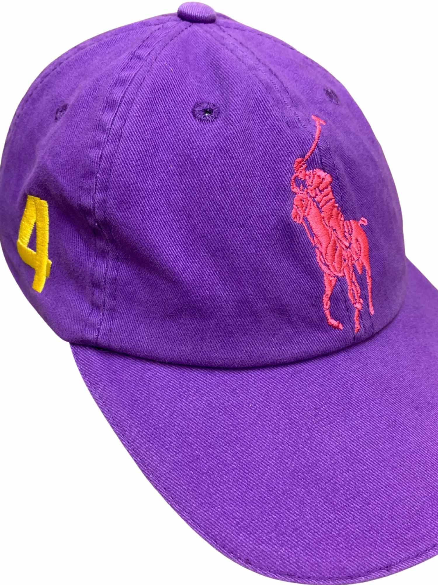 RALPH LAUREN DAD CAP