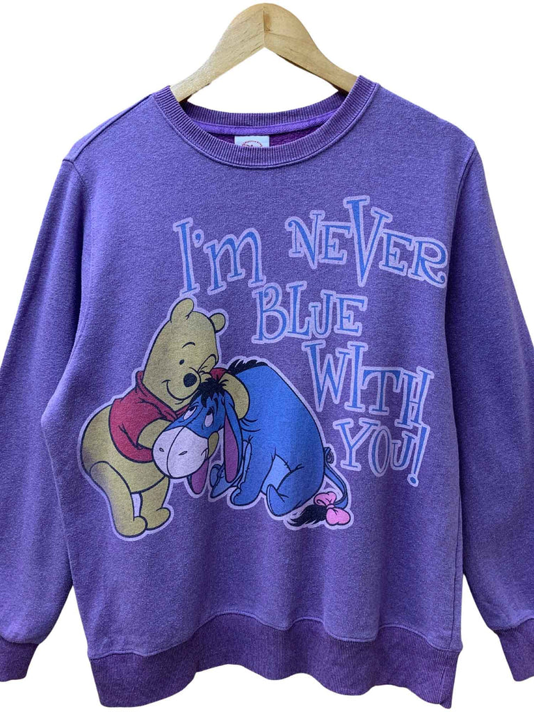 DISNEY WINNE THE POOH CREWNECK