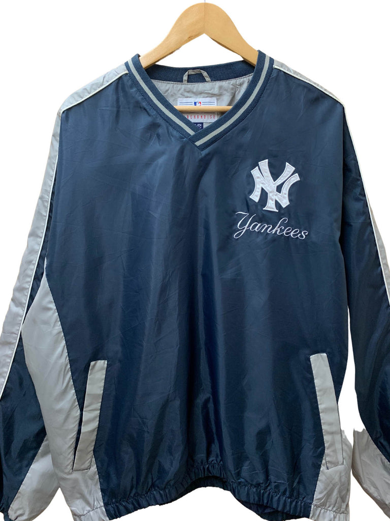 Yankees Pullover Windbeaker