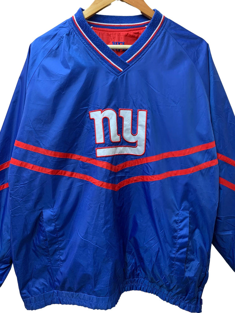 NEW YORK GIANTS REVERSIBLE PULLOVER