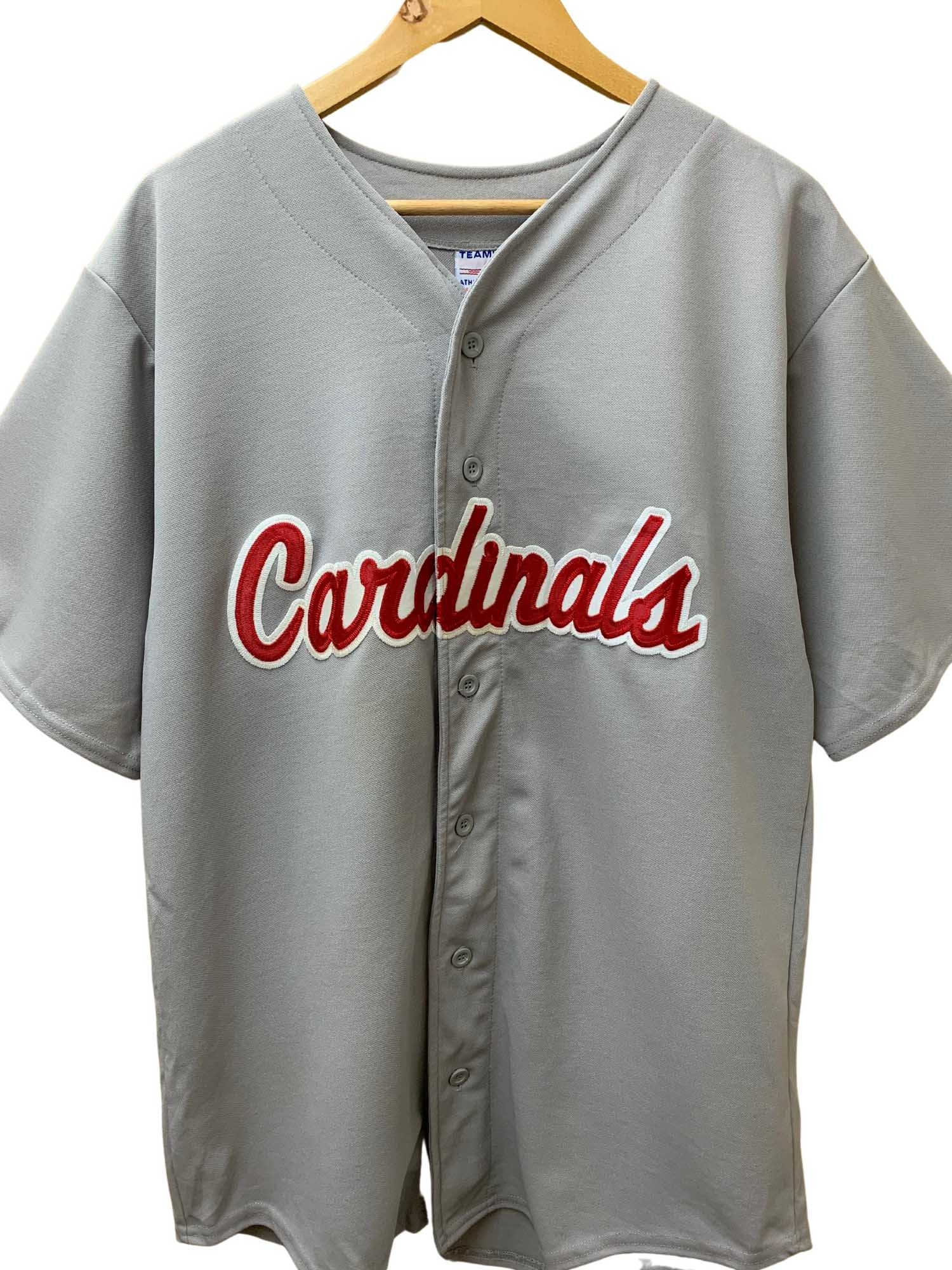 ARIZONA CARDINALS BASEBALL JERSEY