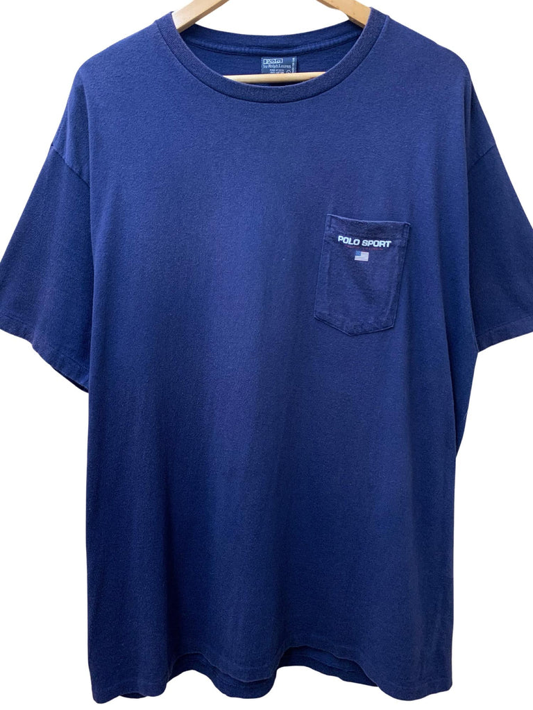 POLO SPORT POCKET TEE