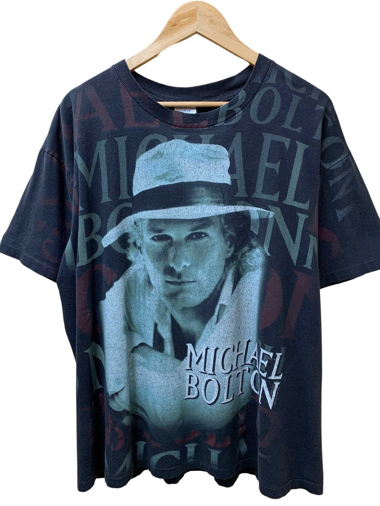 1996 michael bolton band tee