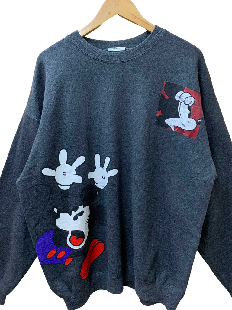 MICKEY MOUSE CREWNECK