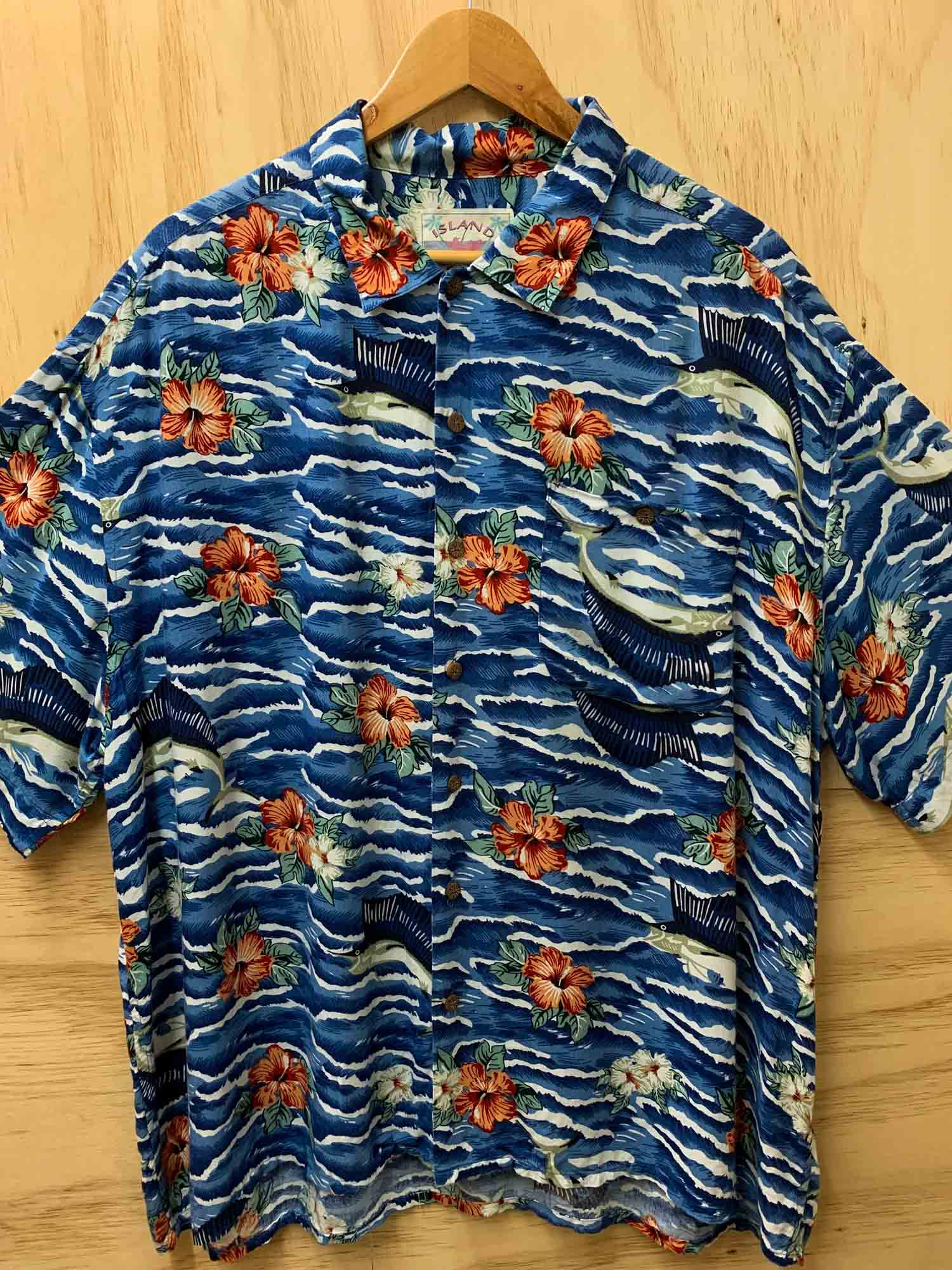 VINTAGE RESORT SHIRT