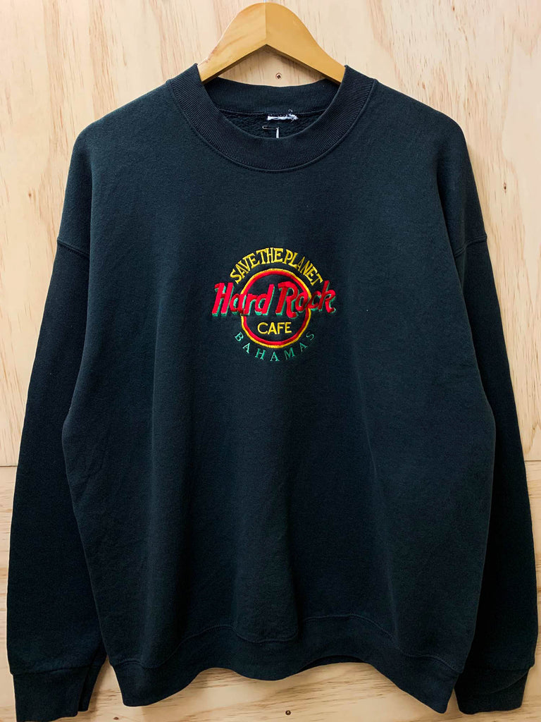 Vintage Hard Rock Crewneck