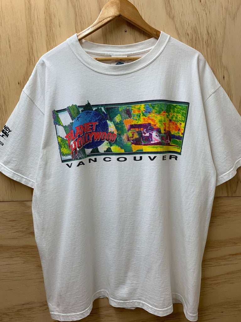 1997 PLANET HOLLYWOOD TEE