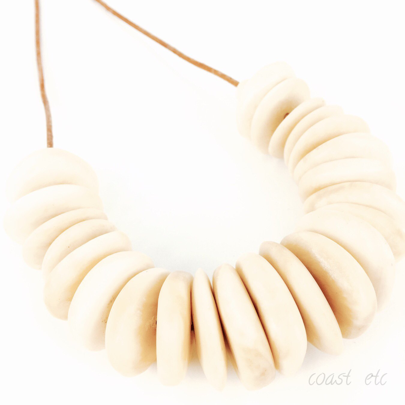 Isle of Eebet - String of Camel Bone Disks