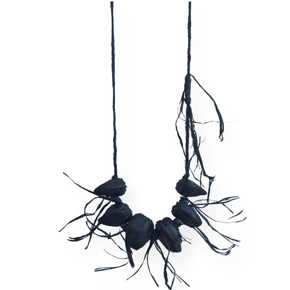 Pandanus Palm Wall Necklace