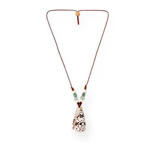 St Barts Necklace - Shell V1
