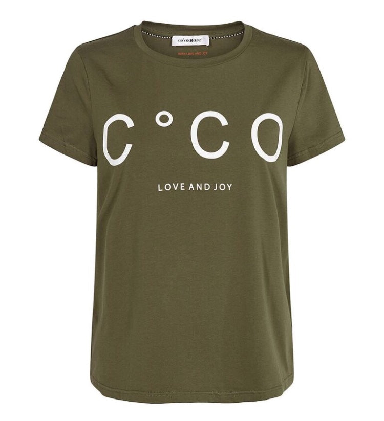 Co'couture Coco Signature T-shirt