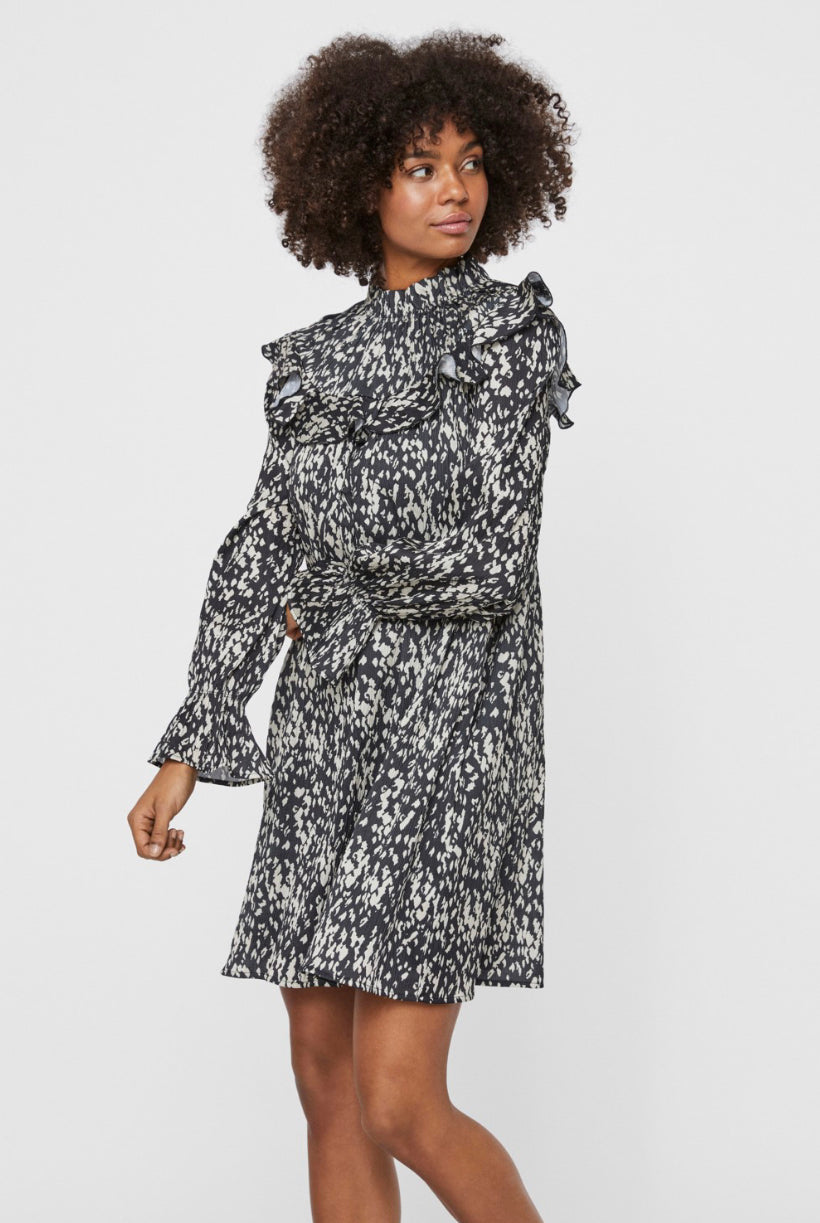 VMBecky L/S short dress Vero Moda
