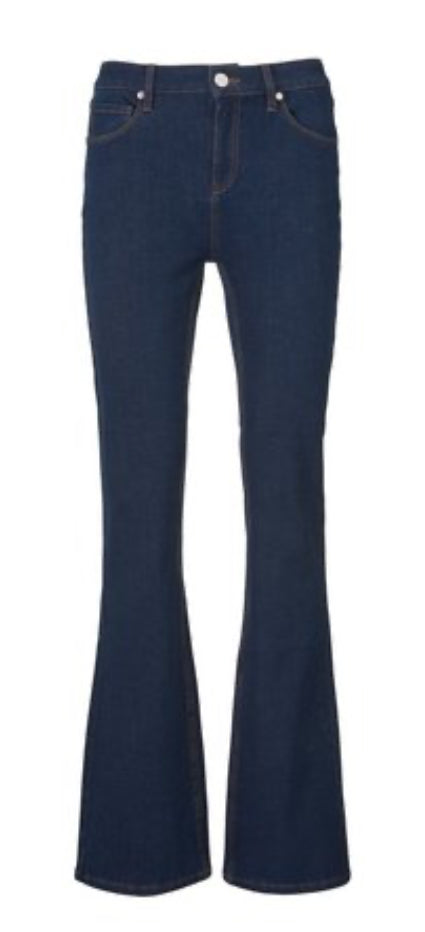 New Marija Flare 360 Brilliant Blue Jeans