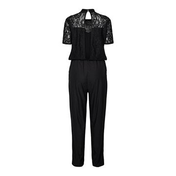 Alma Lace Jumpsuit
