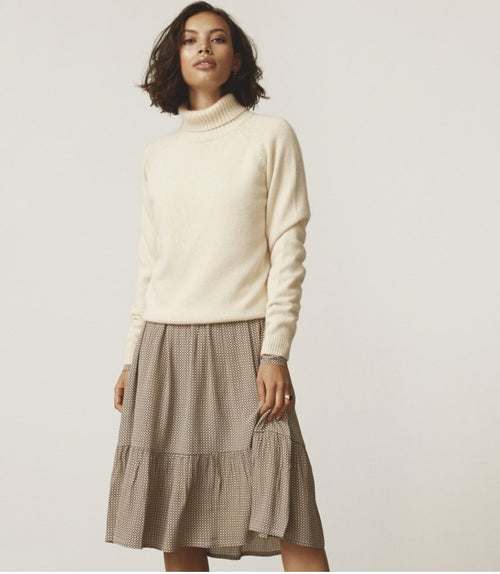 Aziza Knit Turtleneck Strik