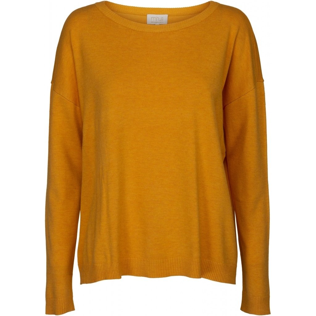 Elne Knit - sunflower melange