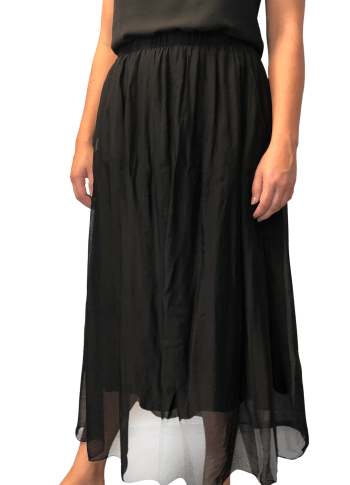 Maxi skirt fra Black Colour