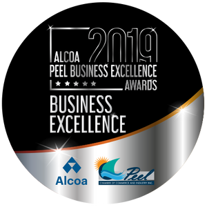 Alcoa Peel Chamber of Commerce Business Excellence Awards 2019