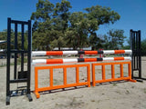 Standing Jump Fill - Aluminium Powder Coated