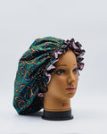 NANA REVERSIBLE SATIN HAIR BONNET