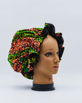 BREE REVERSIBLE SATIN HAIR BONNET