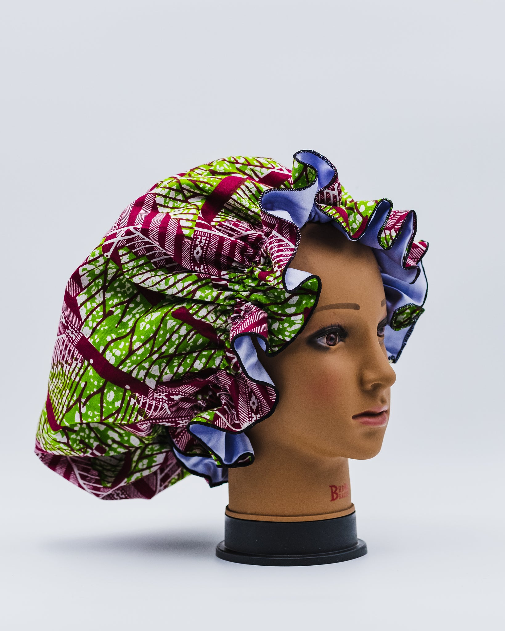 DEVNA REVERSIBLE SATIN HAIR BONNET
