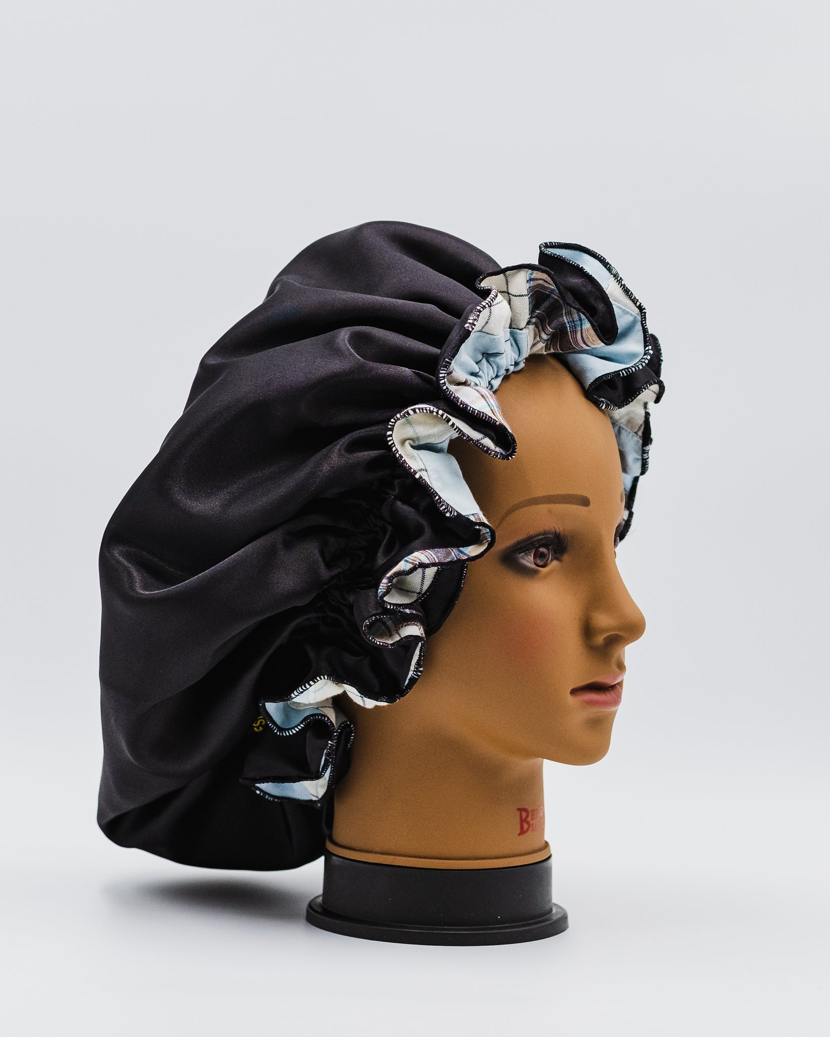 WENDY REVERSIBLE SATIN HAIR BONNET