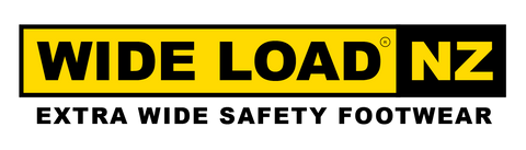 Wide Load Safety Boots NZ