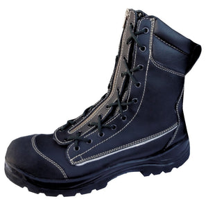 FIRESTORM - High Leg Structural Fire Safety Boot