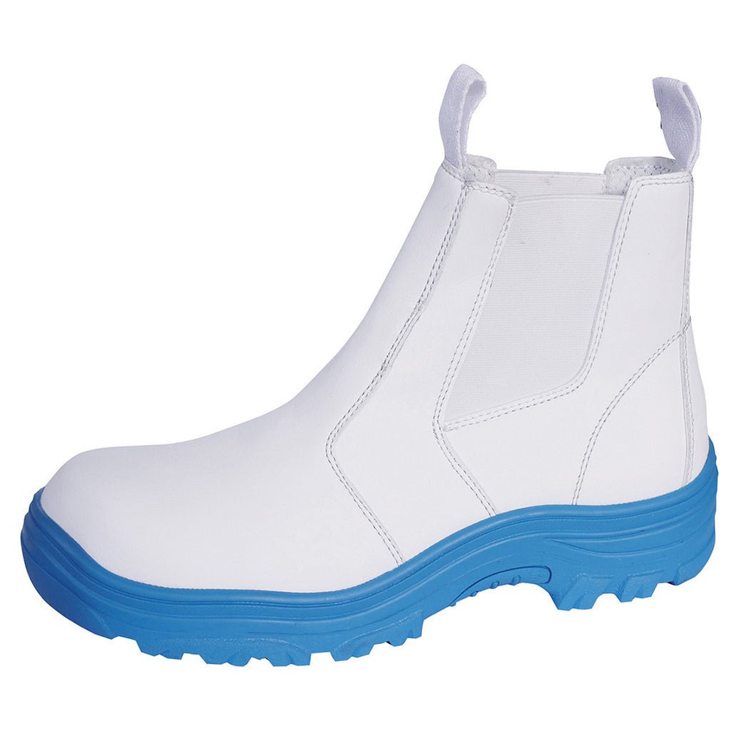 HIDB2021 - ID Blue Slip On Safety Boot
