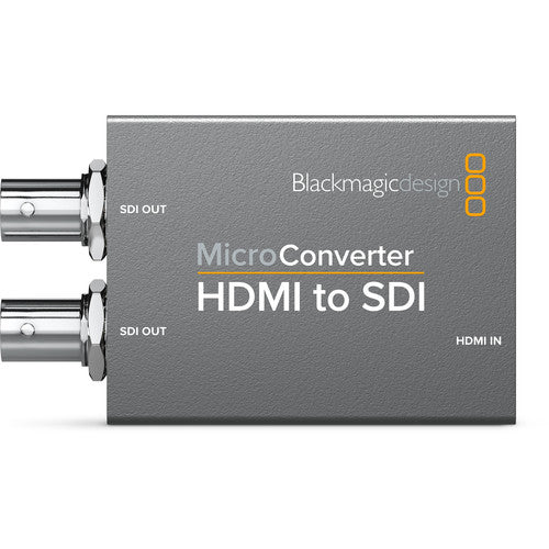 Micro Converter HDMI to SDI with Power Supply