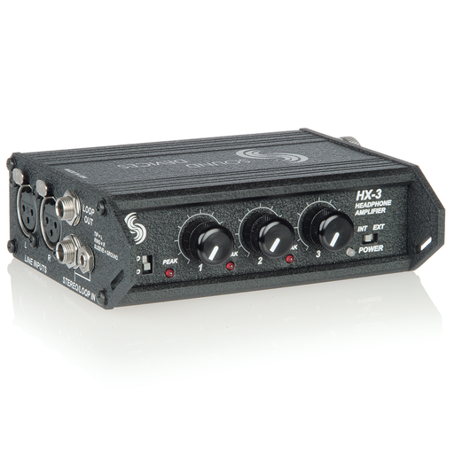 HX-3 Portable Headphone Amplifier