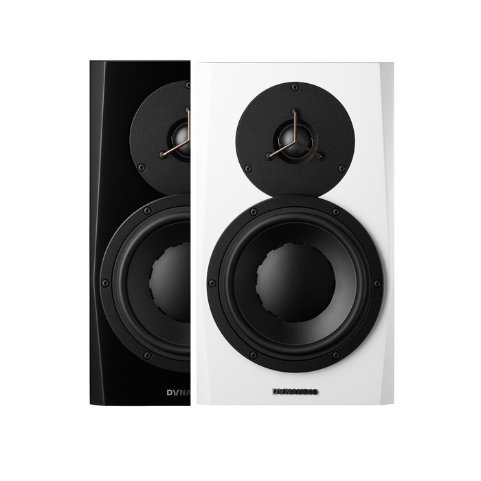 LYD 7 Powered Studio Monitor (BLACK w/White front)