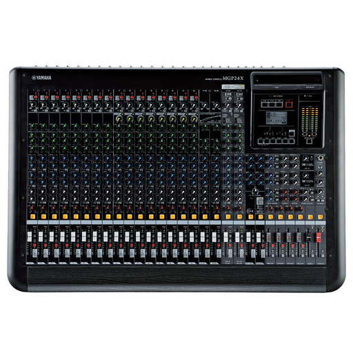 MGP24X 24-Channel Analog Mixing Console with DSP Effects