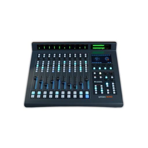 Oxygen 3000 Digital Broadcast Console